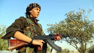 Narin Afrin, the Peshmerga Princess