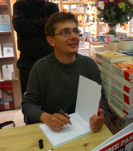 Stéphane Charbonnier aka Charb, the editor of Charlie Hebdo who was murdered with eleven others in Paris